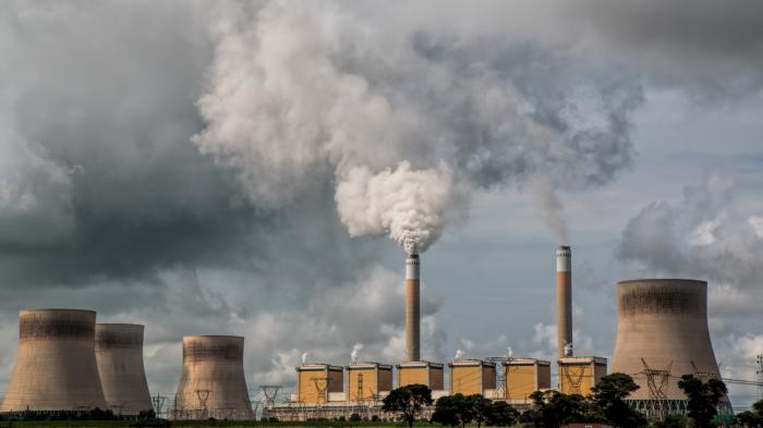 Kraftwerk, Umweltschutz, Klimawandel, Kritische Infrastrukturen