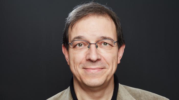 """Andreas Eschbach: """"Ich will mit meinen Lesern staunen"""""""