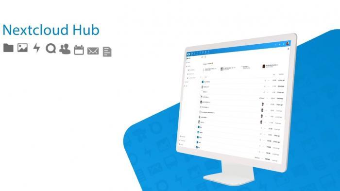 Nextcloud Hub: Version 18 der Nextcloud wird zur ausgewachsenen Groupware