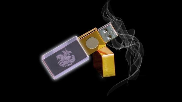 """""""5GBioShield"""": Stinknormaler USB-Stick soll vor 5G-Strahlung schützen"""