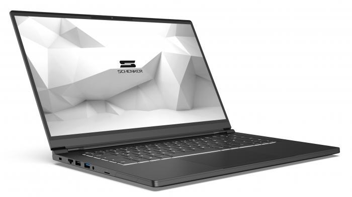 Schenker Via 15 Pro: Erstes Notebook mit Ryzen 7 4800H ohne zusätzliche GPU