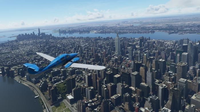 Flight Simulator 2020 Preview im Performance-Check: Genügsamer Hardwarefresser