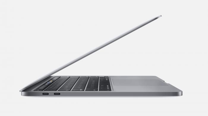 MacBook Pro mit 13 Zoll, Modelljahr 2020