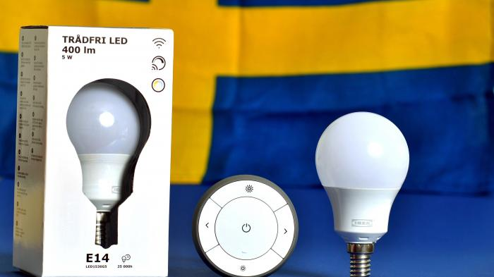 Ikea Lampen Led : Das steckt in ikea trådfri make