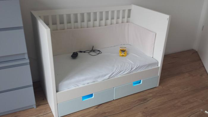 ikea babybett kontrolliert schlafzimmer temperatur make. Black Bedroom Furniture Sets. Home Design Ideas