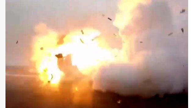 SpaceX-Explosion
