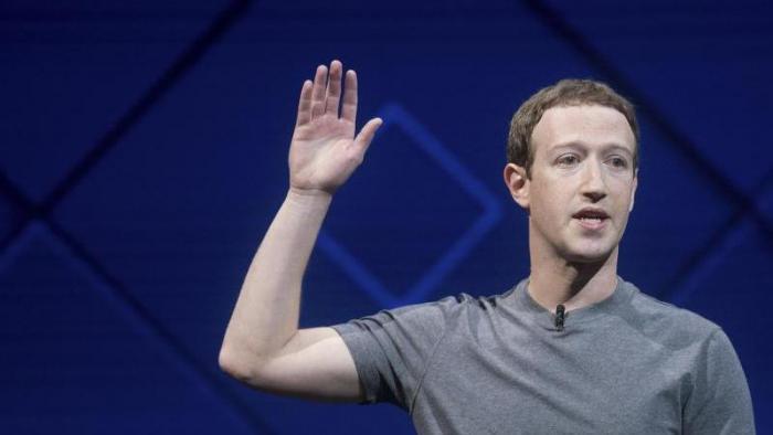 Attacke auf Facebook-Gründer Mark Zuckerberg