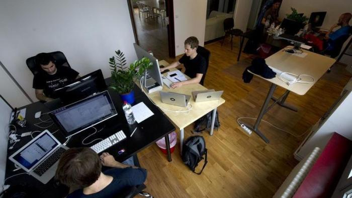 Wie tickt die Deutsche Start-up-Szene?
