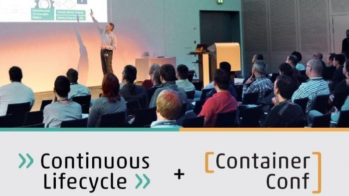 Continuous Lifecycle und ContainerConf: Der Ausverkauf naht