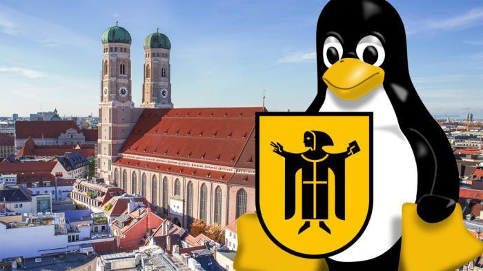 Stadt München steigt von Linux auf Windows um