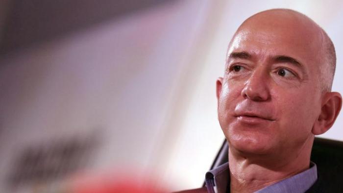 Amazon-Gründer Jeff Bezos ist reichste Person der Welt