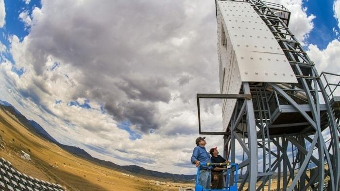 Solarthermie: US-Forscher geben Hoffnung nicht auf