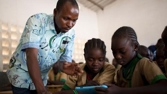 UNICEF warnt vor digitaler Kluft