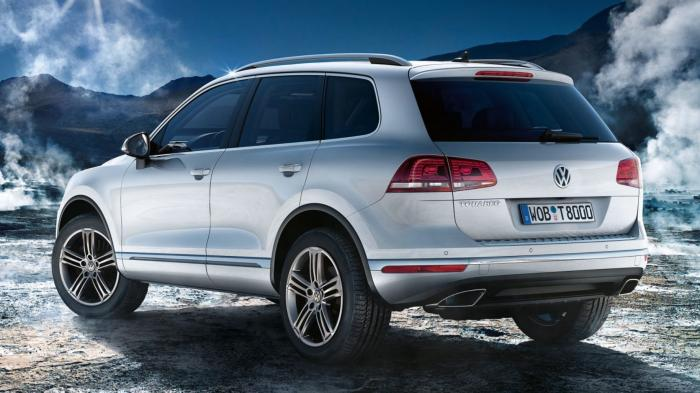 Abgas-Skandal: Unzulässige Abschalteinrichtung im VW Touareg - KBA verordnet Rückruf