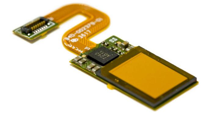 Synaptics Clear ID bringt den Fingerabdruckscanner in das Smartphone-Display