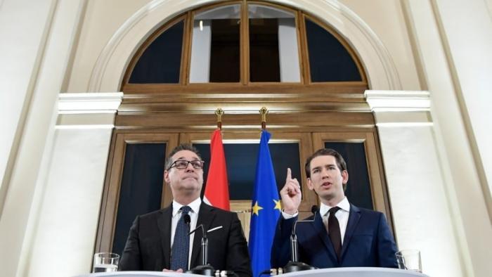 Österreich: Neue schwarz-blaue Regierung will Überwachung ausbauen