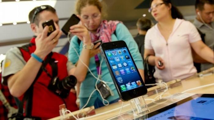 Apple Store Zürich wegen überhitztem Akku evakuiert