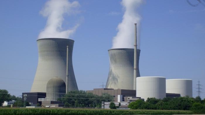 Atomausstieg Gundremmingen B abgeschaltet