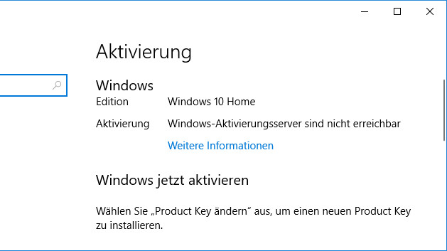 VHD-Boot: Windows Update demoliert Aktivierung
