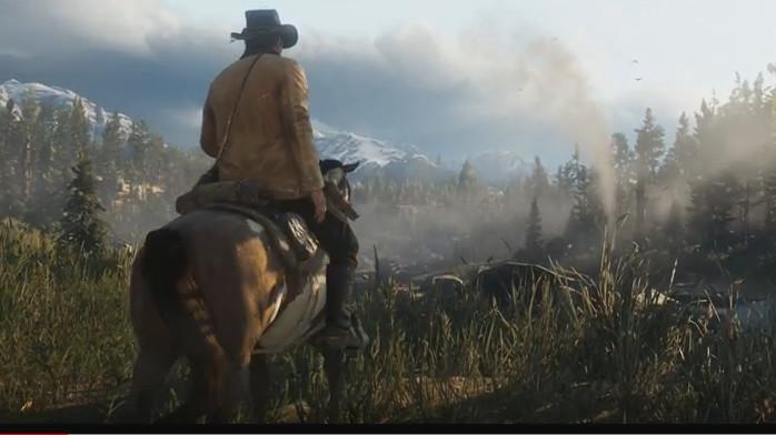 Red Red Dead Redemption 2 - Rockstar zeigt den zweiten Trailer