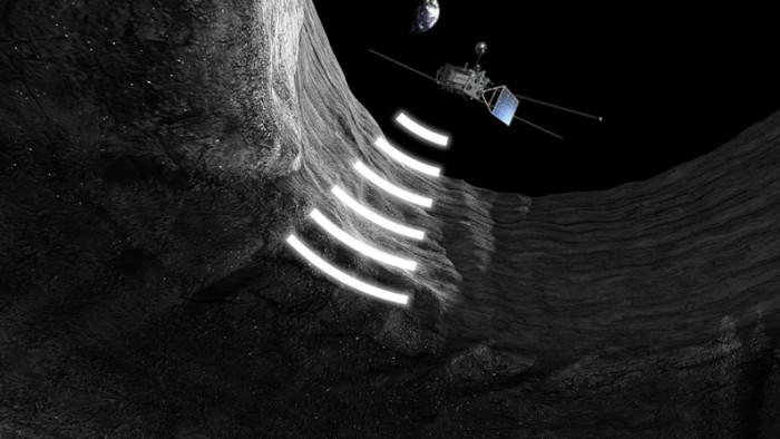 Gigantischer Tunnel auf dem Mond entdeckt