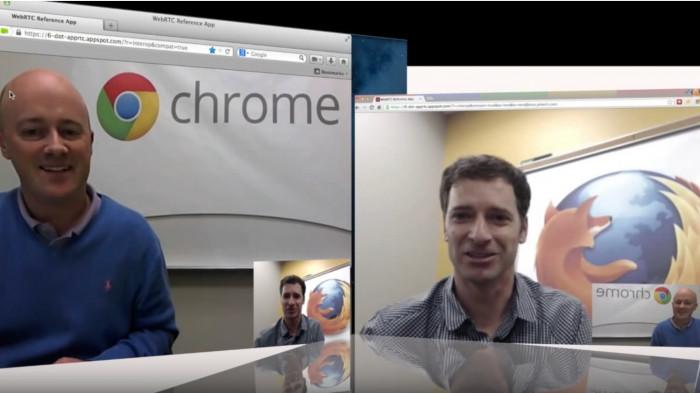 Video-Chats im Browser: Fortschritt beim WebRTC-Standard