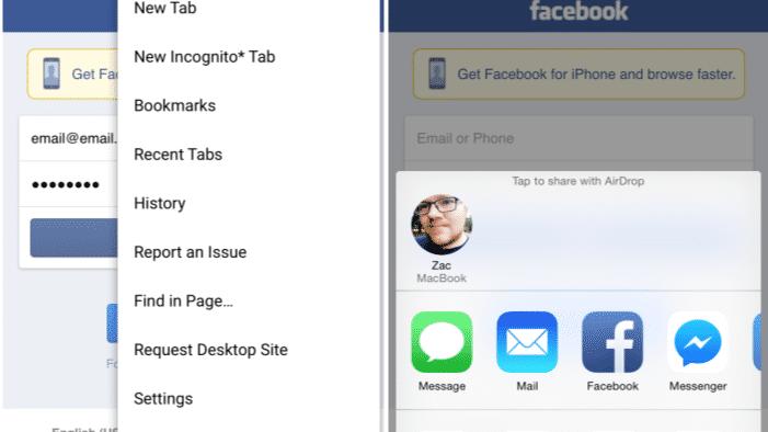 iOS-Updates für Google Chrome und Google Docs