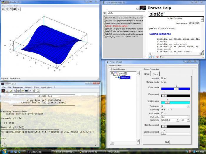plc myforum ro :: View topic - Scilab 6 0 1
