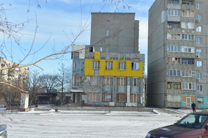 An der Frontlinie in Lugansk - Bericht aus der Stadt Perwomajsk