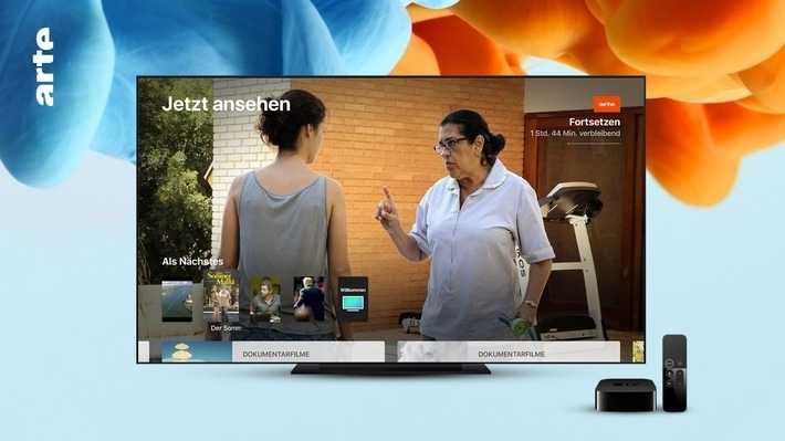 Mehr Content für Apples TV-App
