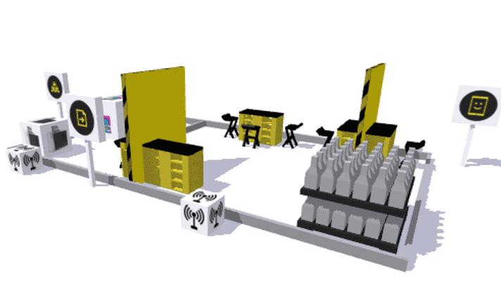 Hannovermesse: Maschinenbauer lernt Fabriksteuerung