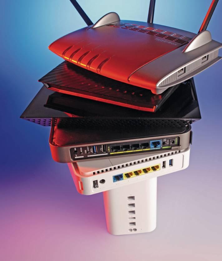 13 gigabit wlan router im vergleich c 39 t magazin. Black Bedroom Furniture Sets. Home Design Ideas