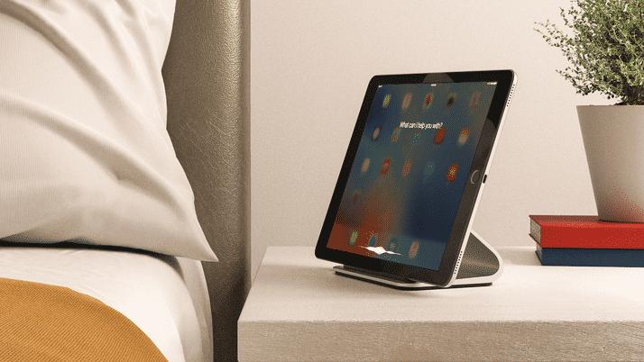 Logi Base: Erste Ladestation für Smart Connector des iPad Pro
