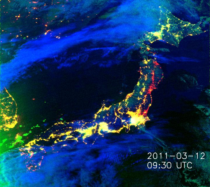 DMSP/USAF/NOAA