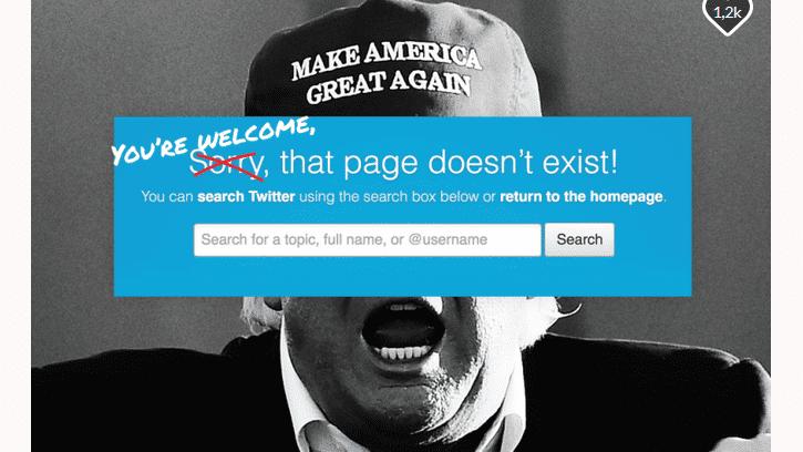 Crowdfunding: Ex-CIA-Agentin will Trump von Twitter verbannen