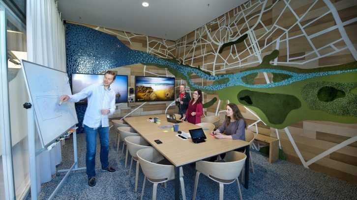 Google eröffnet neues Entwicklungszentrum in München