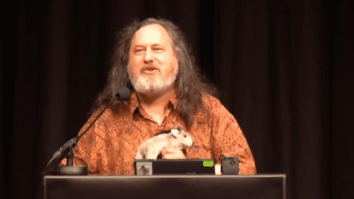 Stallman: Freie Software ist die Basis für IT-Sicherheit