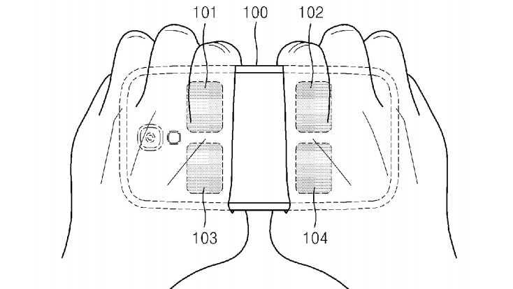 Skizze Körperfett mit Smartphone messen