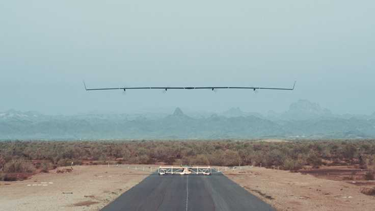Aquila: Facebook stampft Internet-Drohnen ein