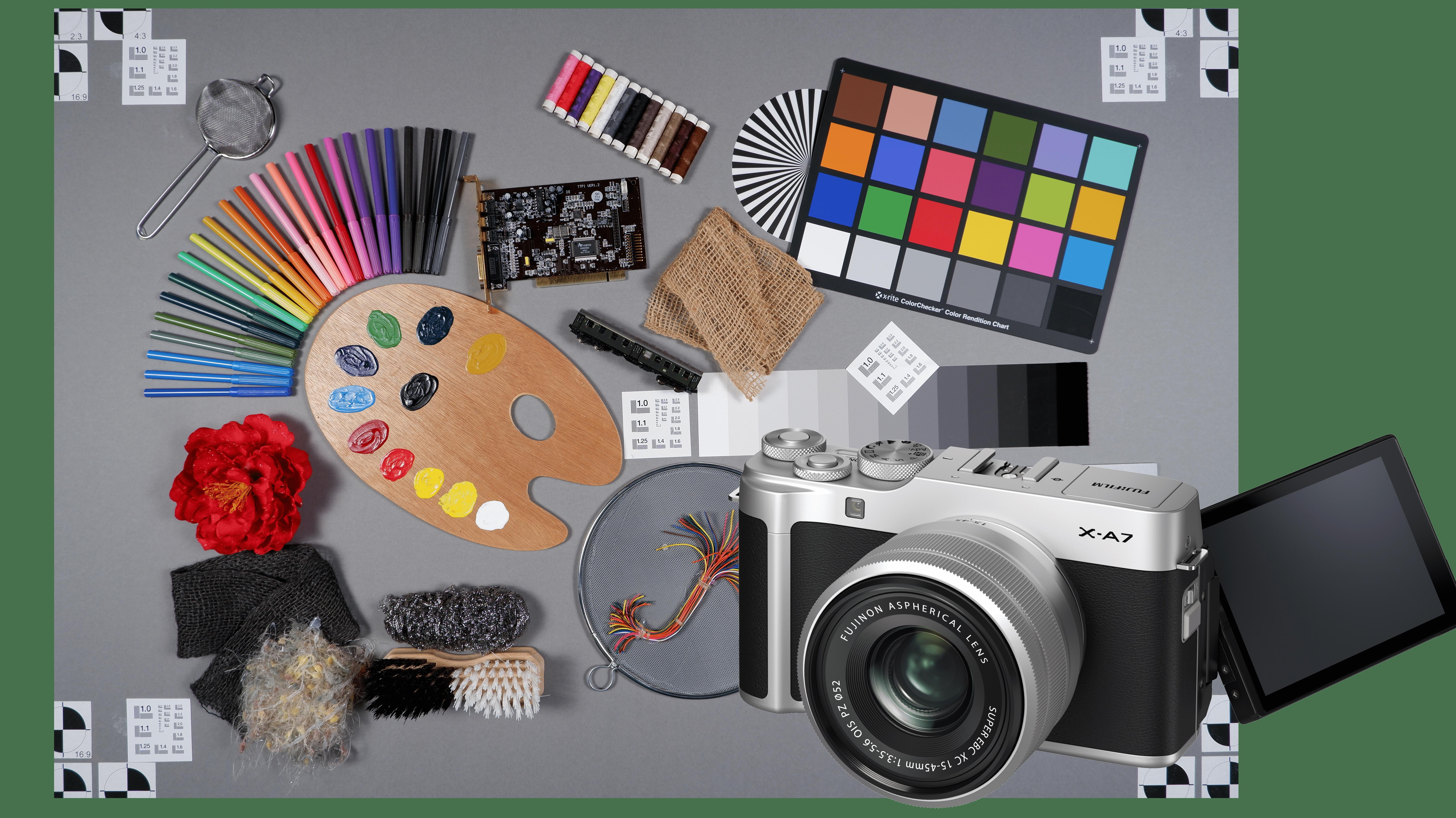 Fujifilm X-A7 im Test -- Einsteiger-Kamera mit extragroßem Display