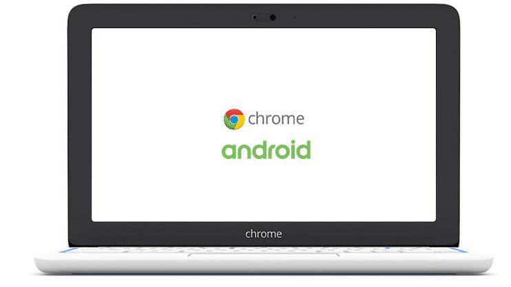 Android soll Verbreitung von Chromebooks fördern