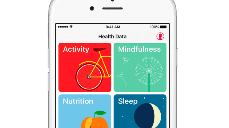 Health-App in iOS 10