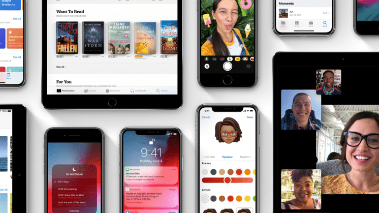 Public Beta: iOS 12 und tvOS 12 dürfen getestet werden