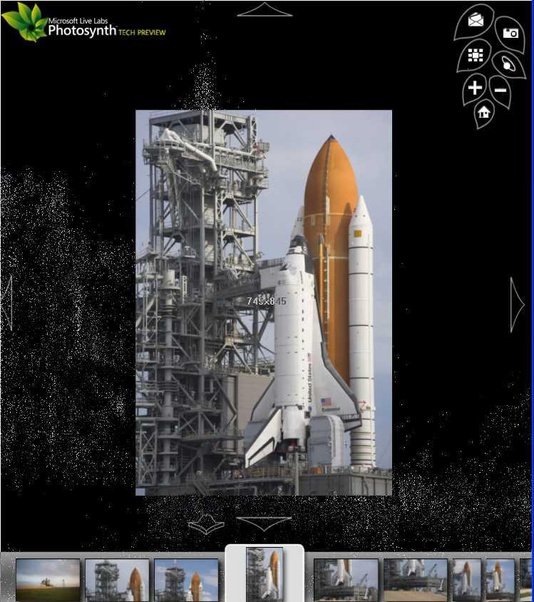 Raumfähre Endeavour