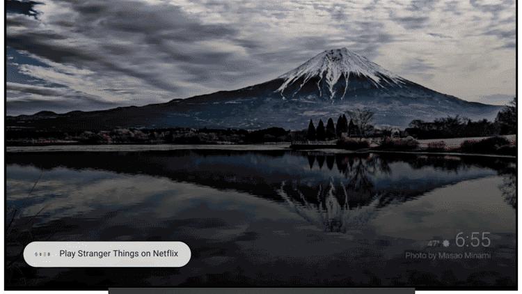 Googles Assistant kommt in Smart TVs