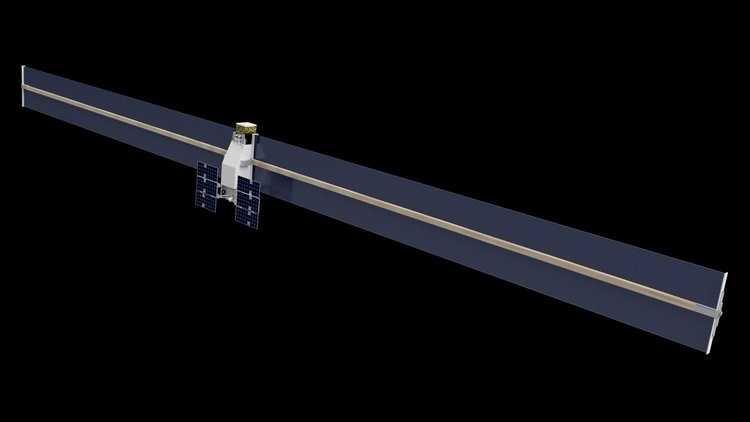NASA: Satellit soll Sonnensegel per 3D-Druck vergrößern