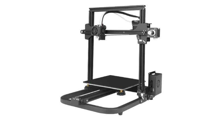 Neuer 3D-Drucker von Anet