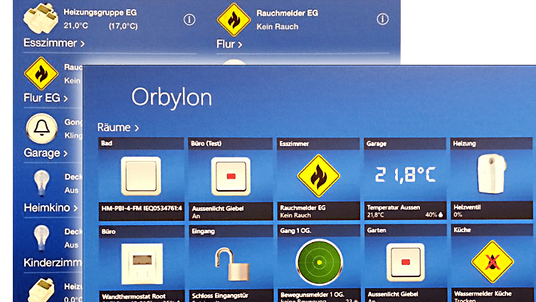 Orbylon Screen