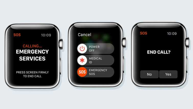 Apple Watch als Unfallhelfer