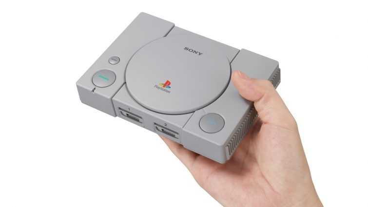 Playstation Classic: Sony bringt Retro-Konsole auf den Markt